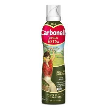 Aceite de Oliva Virgen Extra en Spray 200 ml Carbonell