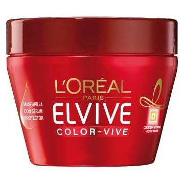 "MASCARILLA COLOR ELVIVE ""L'OREAL"""