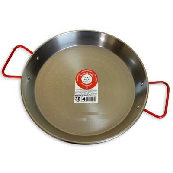 30 cms Paella pan (serves 4)