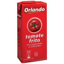 Coulis de tomate ORLANDO 350g.