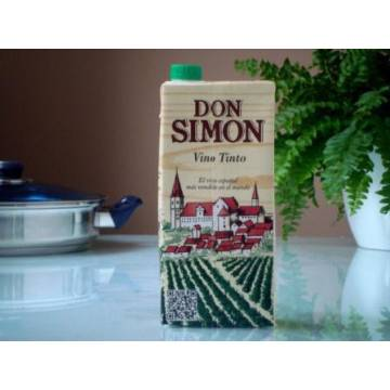 Vin rouge DON SIMÓN (1 litre)